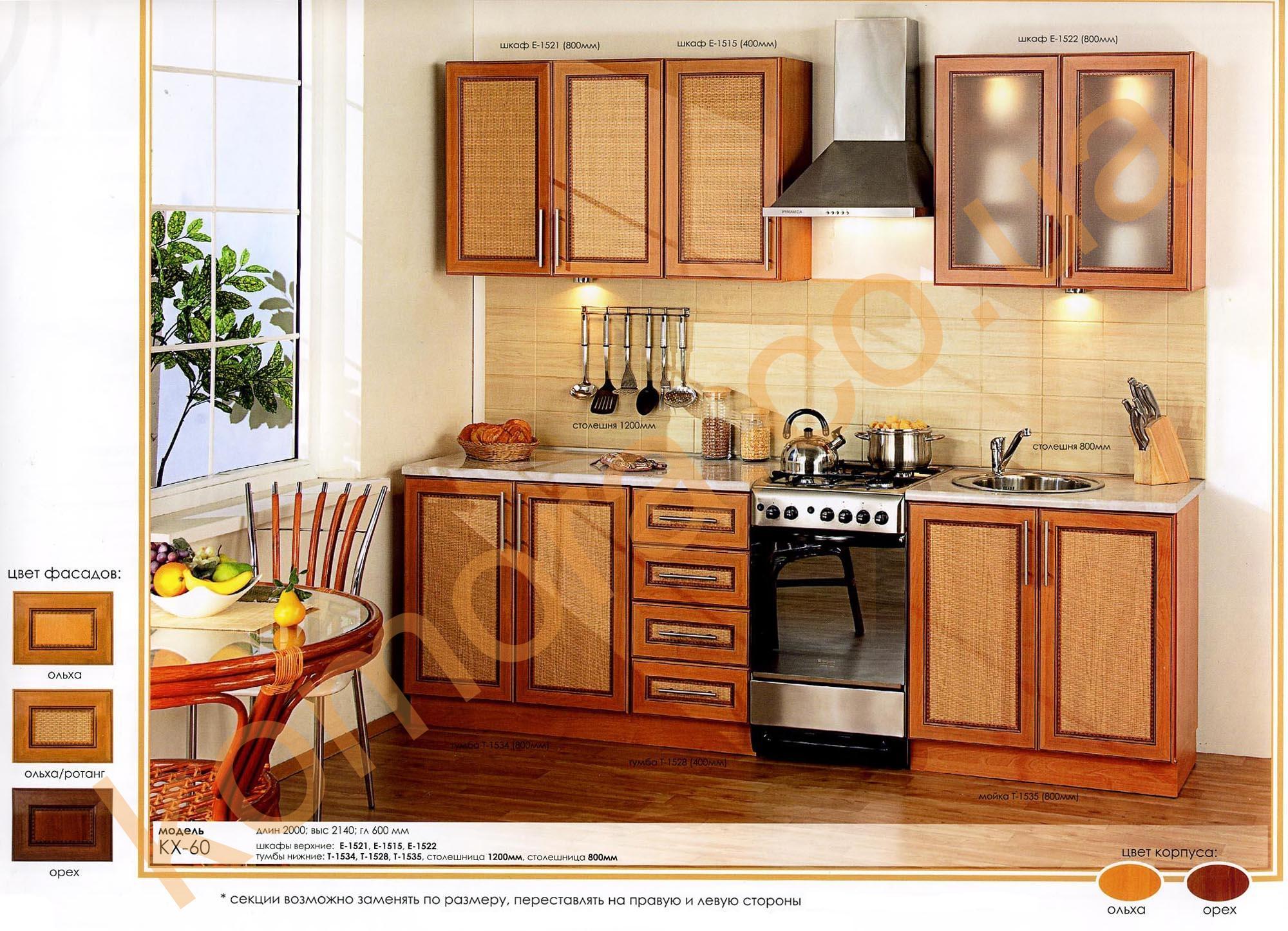 Как изменить фасад кухонной мебели своими руками