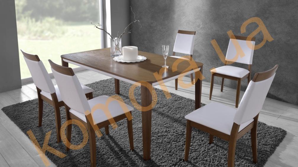 Как состарить обеденный стол
