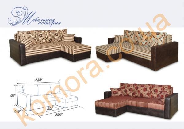 Как из диван сделать угловой диван