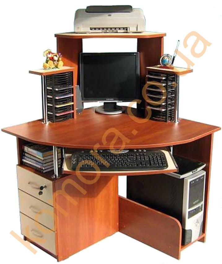 Фото компьютерный стол мадрид. фото компьютерные столы произ.