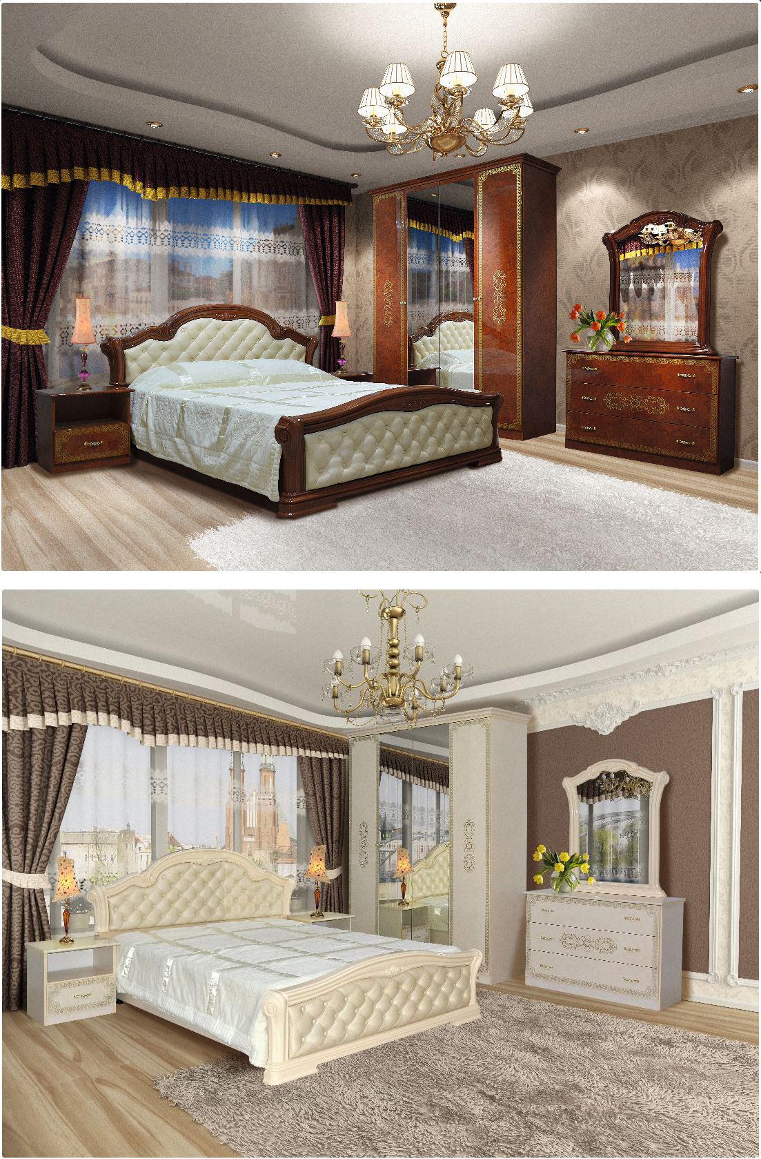 спальня венеция нова Cвіт меблів цена фото купить спальни киев