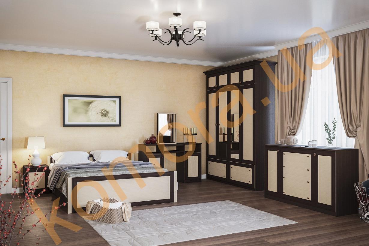 спальня лотос світ меблів ціна фото купити меблі спальні київ