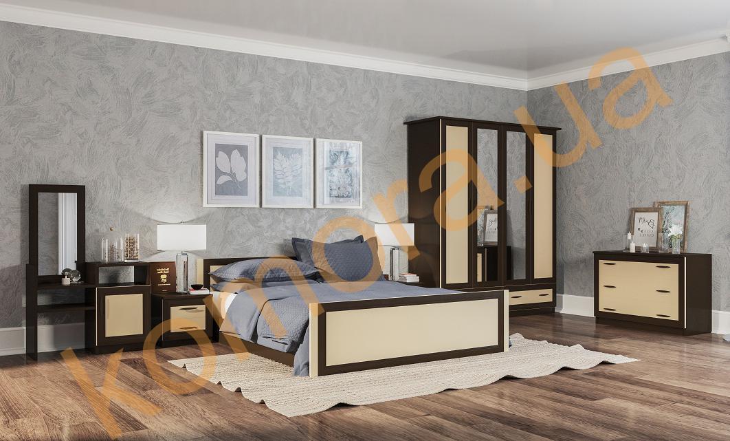спальный гарнитур соня Cвіт меблів цена фото купить спальни киев